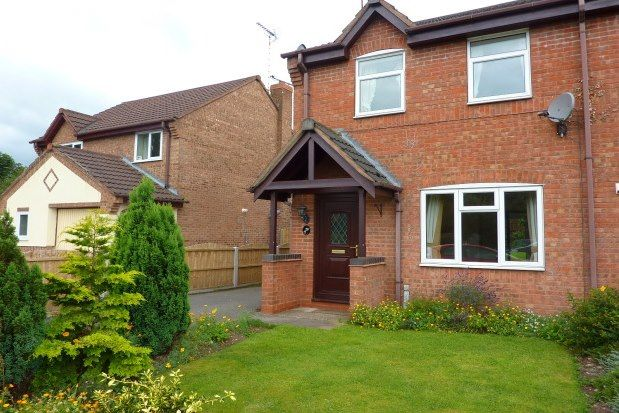 Thumbnail Property to rent in Fennel Close, Uttoxeter