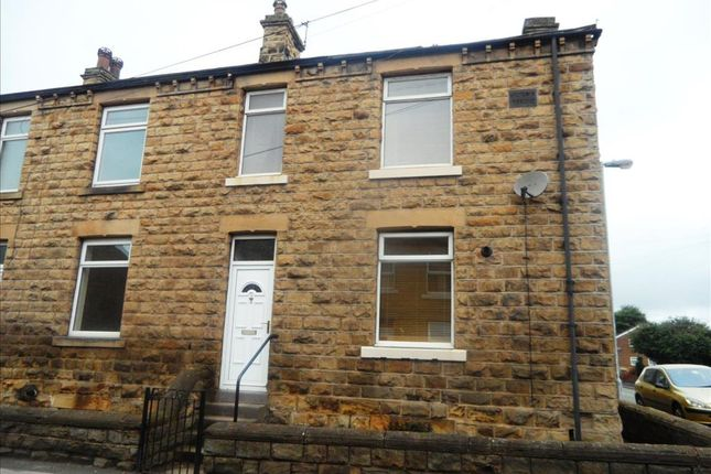 Thumbnail End terrace house for sale in Victoria Terrace, Horbury, Wakefield