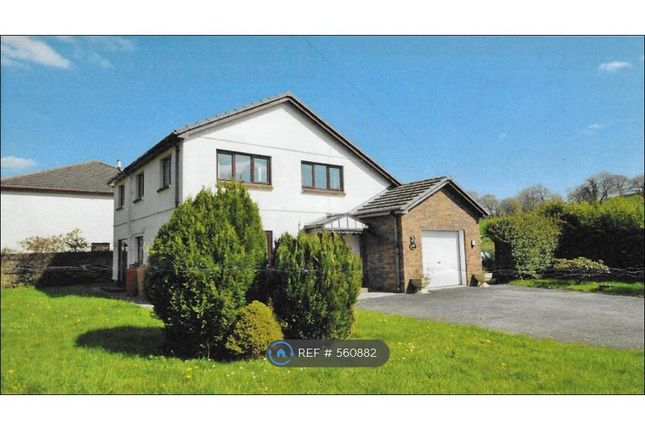 Thumbnail Detached house to rent in Castell Pigyn Road, Carmarthen