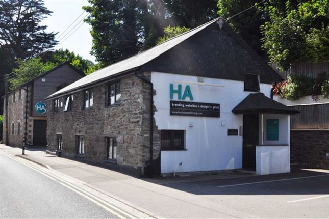Thumbnail Office for sale in The Gallery Barn, Riverside, Perranarworthal, Truro, Cornwall