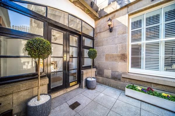 Thumbnail Flat to rent in -Festival Let- Coates Place, Edinburgh