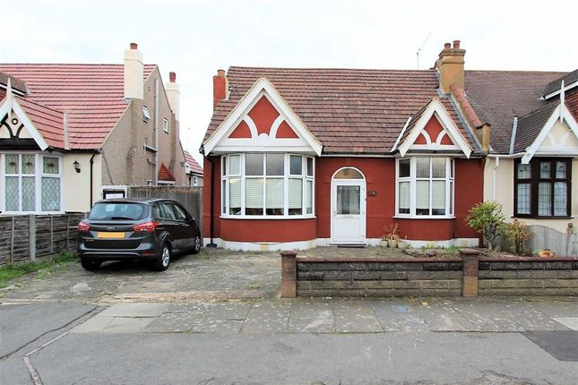 Thumbnail Bungalow for sale in Gyllyngdune Gardens, Seven Kings, Essex