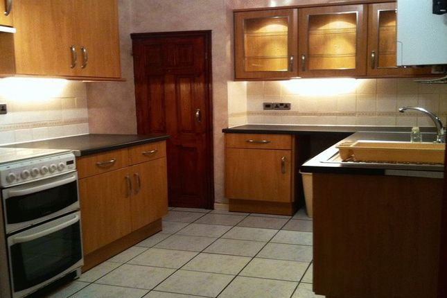Thumbnail Terraced house to rent in Westland Street, Penkhull, Stoke-On-Trent