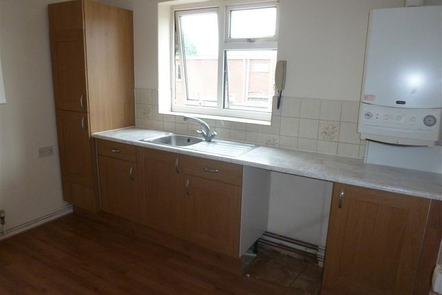 Thumbnail Flat to rent in Kirkgate Street, Wisbech