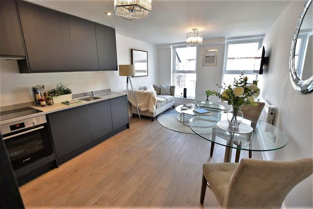 2 bed flat for sale in Palatine Road, Northenden, Manchester M22