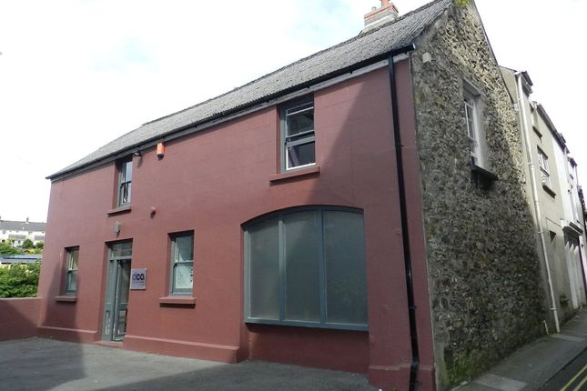 Thumbnail Office for sale in Dark Street, Haverfordwest, Pembrokeshire