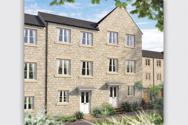 "Thumbnail Semi-detached house for sale in ""The Winchcombe"" at Hallatrow Road, Paulton, Bristol"