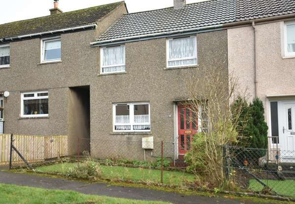 Thumbnail Terraced house for sale in 14 Stuart Drive, Lanark
