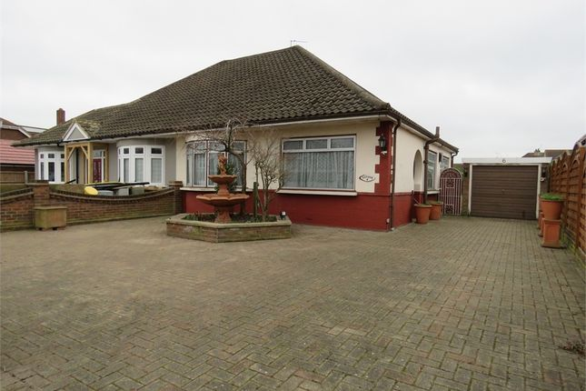 Thumbnail Semi-detached bungalow for sale in Acacia Gardens, Upminster, Essex