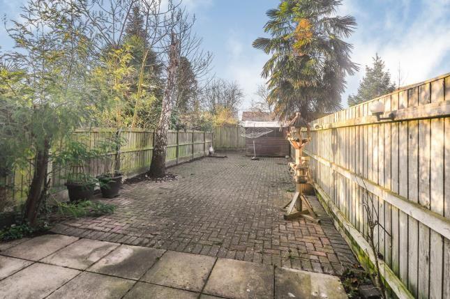 Garden of Swallowfield, South Willesborough, Ashford, Kent TN24