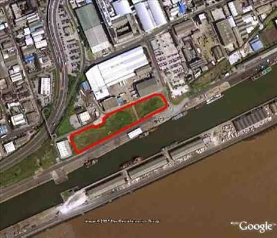 Thumbnail Land to let in Open Storage Land, Neptune Street, Hull