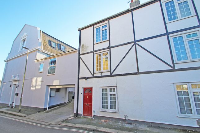 Thumbnail Town house for sale in Skardon Place, North Hill, Plymouth