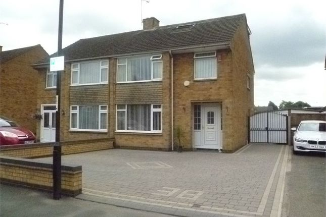 Thumbnail Semi-detached house for sale in Shirley Road, Walsgrave, Coventry, West Midlands