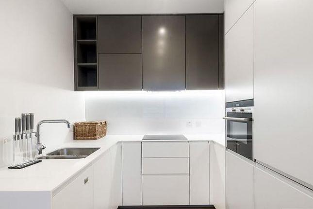 Kitchen of Handyside Street, London N1C