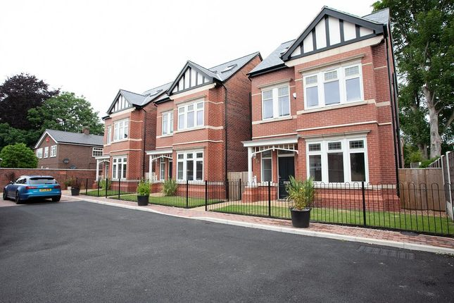 Thumbnail Detached house to rent in 1 The Chippings, 36 Harboro Road, Sale