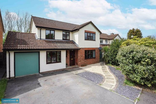 Thumbnail Detached house for sale in Stone Close, Taunton