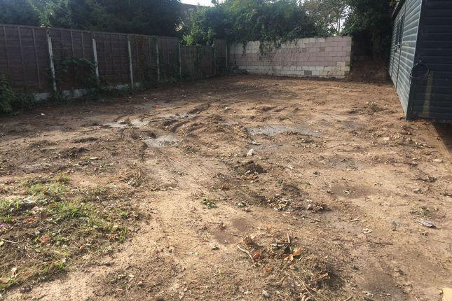Thumbnail Land for sale in John Kent Avenue, Colchester