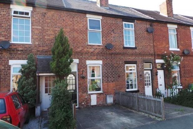 2 bed terraced house to rent in Lostock Gralam, Northwich CW9