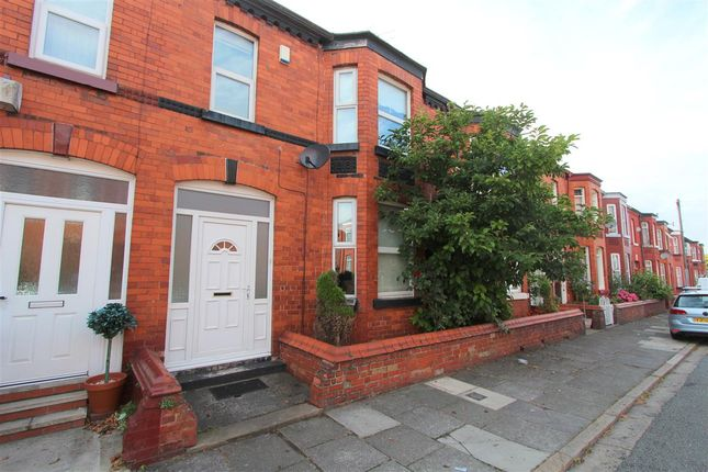 Thumbnail Terraced house for sale in Brereton Avenue, Wavertree, Liverpool
