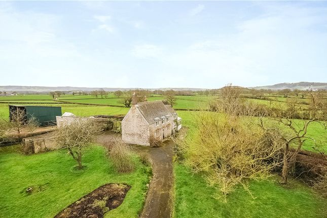 Thumbnail Equestrian property for sale in Back Drove, Leigh, Sherborne