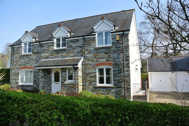 Thumbnail Detached house for sale in Redvers Grove, Plympton, Plymouth