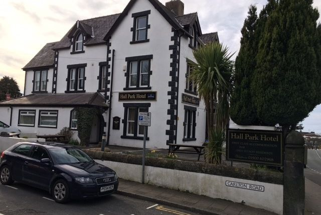 Thumbnail Hotel/guest house for sale in Workington, Cumbria