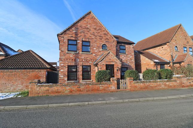 Thumbnail Detached house for sale in Farriers Fold, Haxey, Doncaster
