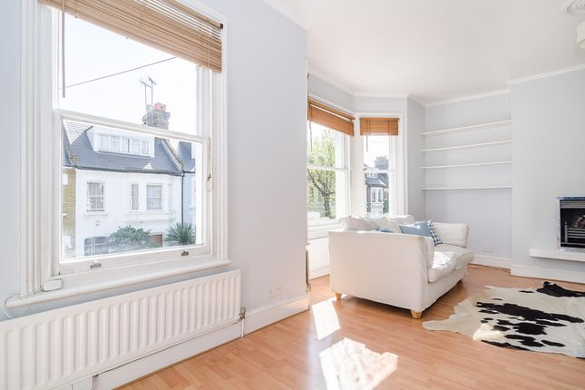 Reception Room of Upham Park Road, London W4