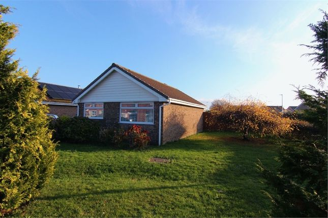 Thumbnail Detached bungalow for sale in Coralberry Drive, Worle, Weston-Super-Mare