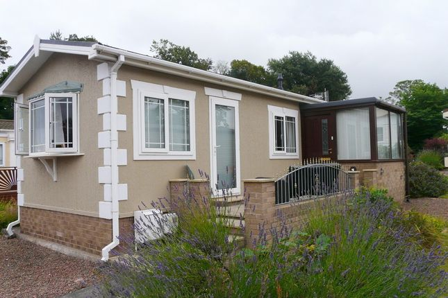 Thumbnail Mobile/park home for sale in Ord House Country Park, East Ord, Berwick Upon Tweed, Northumberland
