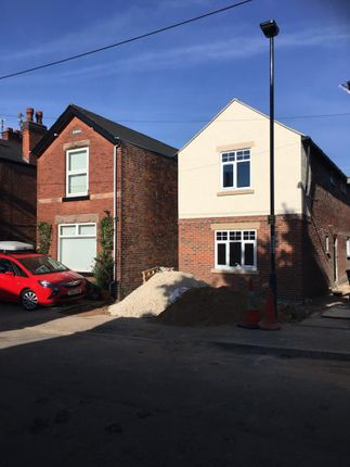 Thumbnail Detached house for sale in Wade Avenue, Littleover, Derby