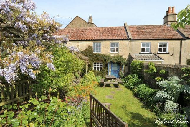 Thumbnail Cottage for sale in Byfield Place, Combe Down, Bath
