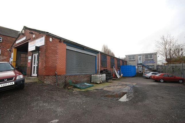 Thumbnail Commercial property for sale in Baghill Lane, Pontefract