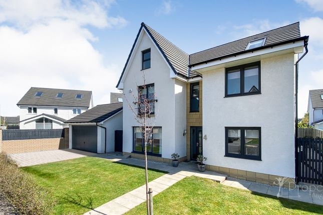Thumbnail Detached house for sale in Mcguire Gate, Bothwell