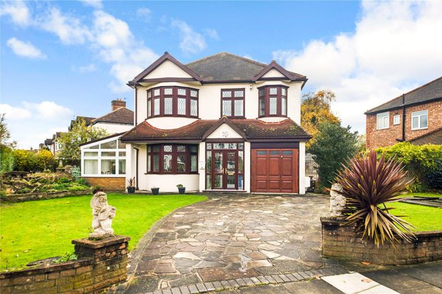Thumbnail Detached house for sale in Broad Lawn, New Eltham, London