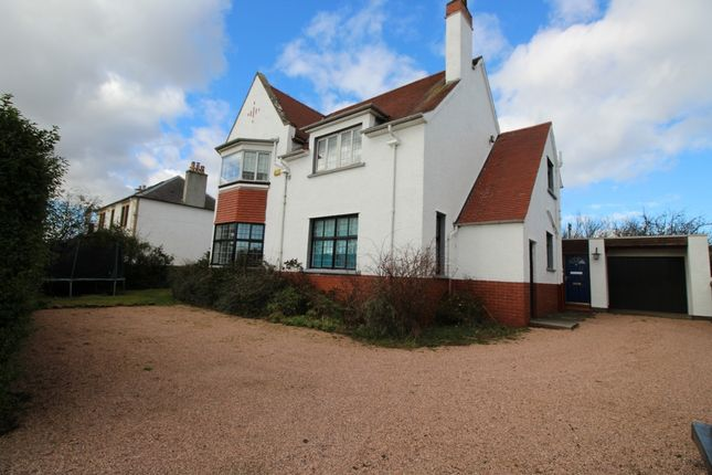 Thumbnail Detached house for sale in Leven Road, Lundin Links