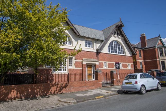 2 bed maisonette for sale in Woodland Hall, Woodland Place, Penarth CF64