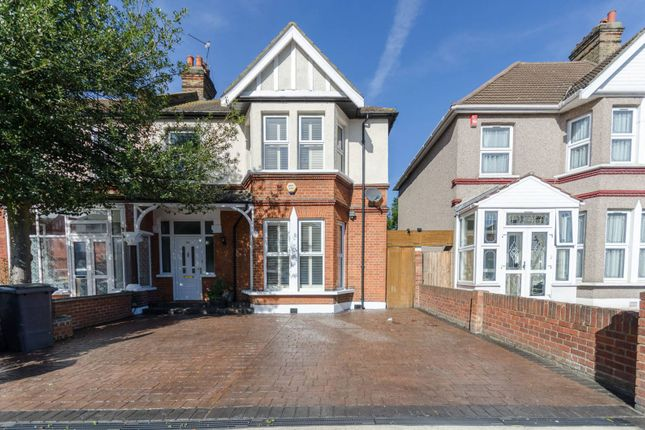 Thumbnail Semi-detached house for sale in Ashgrove Road, Goodmayes