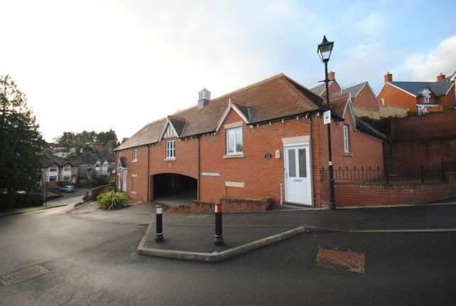 2 bed semi-detached house for sale in West Park Road, Sidmouth, Devon