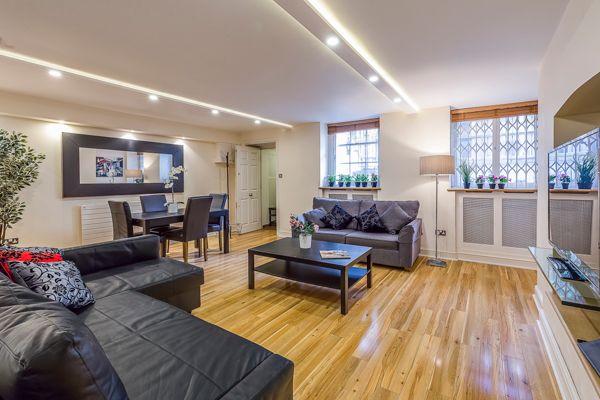 Thumbnail Flat to rent in Blackfriars Rd, London