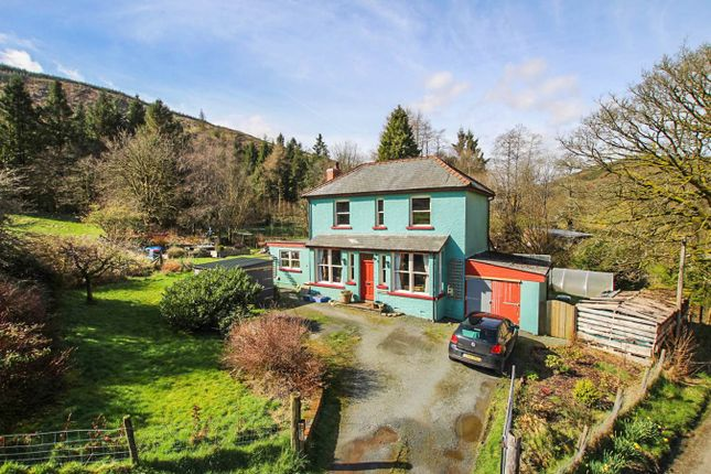 Thumbnail Country house for sale in Llanwrtyd Wells