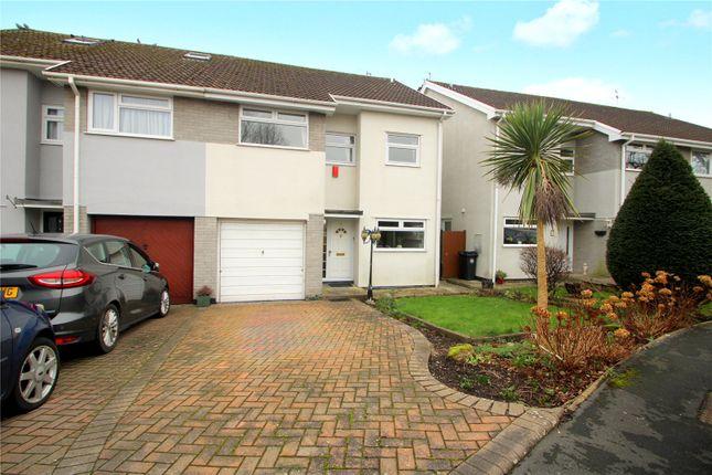 Thumbnail Semi-detached house for sale in Ilex Close, Bishopsworth, Bristol