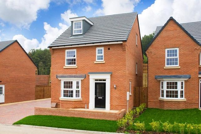 """Thumbnail Detached house for sale in """"Bayswater"""" at Craneshaugh Close, Hexham"""