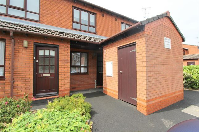 Thumbnail Flat for sale in Larch Grove, Wavertree, Liverpool