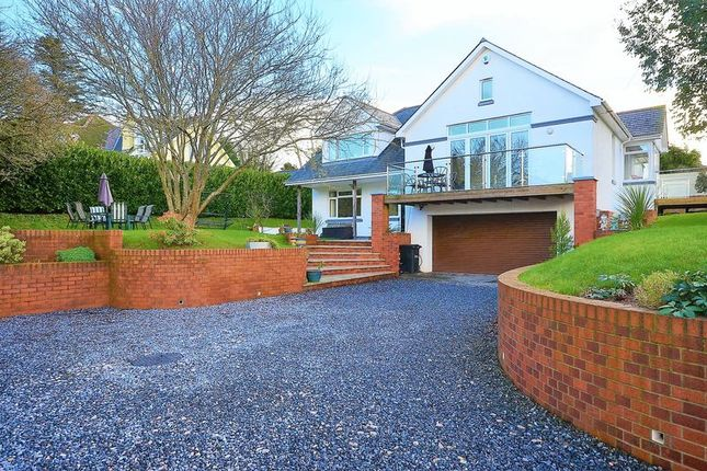 Thumbnail Property for sale in Brimlands, New Road, Brixham