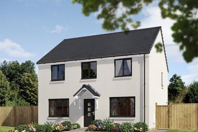 "4 bedroom detached house for sale in ""The Ettrick"" at Invergowrie, Dundee"