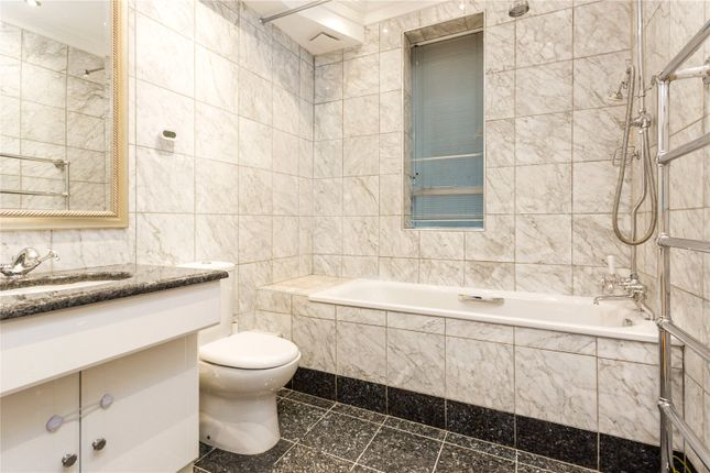 Bathroom of The Heights, Frognal, Hampstead, London NW3