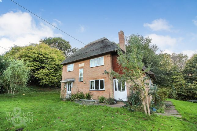 Thumbnail Cottage to rent in The Hill, Ranworth, Norwich