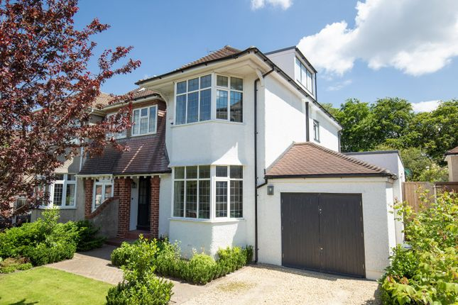 Semi-detached house for sale in The Crescent, Henleaze, Bristol
