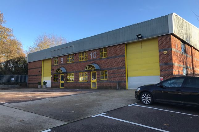 Thumbnail Light industrial to let in Unit 10 Dencora Centre, Campfield Road, St Albans